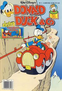 Cover Thumbnail for Donald Duck & Co (Hjemmet / Egmont, 1948 series) #11/1995