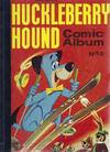 Cover for Huckleberry Hound Comic Album (World Distributors, 1960 series) #2