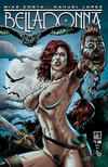Cover for Belladonna (Avatar Press, 2015 series) #1 [Nude - Nahuel Lopez]