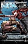 Cover for Belladonna (Avatar Press, 2015 series) #1 [Wraparound Cover - Nahuel Lopez]