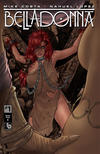 Cover for Belladonna (Avatar Press, 2015 series) #1 [Costume Change C - Christian Zanier]