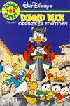 Cover Thumbnail for Donald Pocket (1968 series) #163 - Donald Duck oppsøker fortiden [1. opplag]