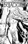 Cover for Belladonna (Avatar Press, 2015 series) #1 [Century Nude Cover D - Paulo Siquiera]