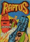 Cover for Raptus (Stapem, 1972 series) #1/1974