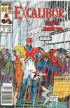Cover for Excalibur (Marvel, 1988 series) #8 [Newsstand]