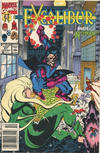 Cover for Excalibur (Marvel, 1988 series) #27 [Newsstand Edition]