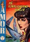 Cover for Amor (Serieforlaget / Se-Bladene / Stabenfeldt, 1961 series) #6/1961