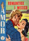 Cover for Amor (Serieforlaget / Se-Bladene / Stabenfeldt, 1961 series) #15/1961
