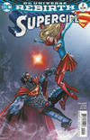 Cover for Supergirl (DC, 2016 series) #2