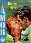 Cover for Amor (Serieforlaget / Se-Bladene / Stabenfeldt, 1961 series) #25/1962