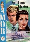 Cover for Amor (Serieforlaget / Se-Bladene / Stabenfeldt, 1961 series) #22/1962