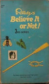 Cover for Ripley's Believe It or Not! (Pocket Books, 1941 series) #3 (55087) [60 Cent Edition]