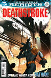 Cover for Deathstroke (DC, 2016 series) #4