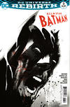 Cover for All Star Batman (DC, 2016 series) #3 [Variant Cover by Jock]
