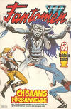 Cover for Fantomen (Semic, 1963 series) #23/1982