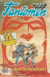 Cover for Fantomen (Semic, 1963 series) #19/1989