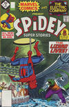 Cover for Spidey Super Stories (Marvel, 1974 series) #36 [Whitman]