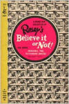 Cover Thumbnail for Ripley's Believe It or Not! (1941 series) #10 [First Printing]
