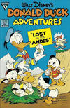 Cover for Walt Disney's Donald Duck Adventures (Gladstone, 1987 series) #3 [Canadian]