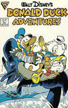 Cover for Walt Disney's Donald Duck Adventures (Gladstone, 1987 series) #1 [Canadian]