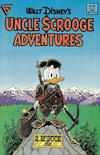 Cover for Walt Disney's Uncle Scrooge Adventures (Gladstone, 1987 series) #5 [Canadian]