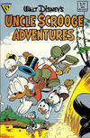 Cover for Walt Disney's Uncle Scrooge Adventures (Gladstone, 1987 series) #4 [Canadian]