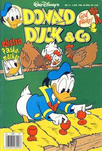 Cover Thumbnail for Donald Duck & Co (Hjemmet / Egmont, 1948 series) #14/1995