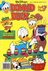 Cover Thumbnail for Donald Duck & Co (Hjemmet / Egmont, 1948 series) #15/1995