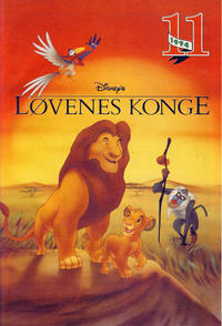 Cover Thumbnail for Donald Duck & Co Ekstra [Bilag til Donald Duck & Co] (Hjemmet / Egmont, 1985 series) #11/1994