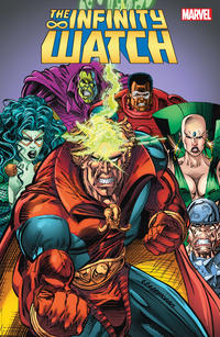 Cover Thumbnail for Infinity Watch (Marvel, 2016 series) #2