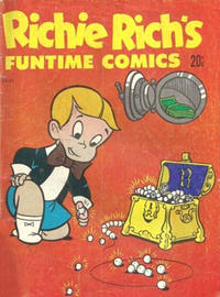 Cover Thumbnail for Richie Rich's Funtime Comics (Magazine Management, 1970 ? series) #25137