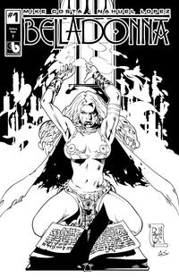 Cover Thumbnail for Belladonna (Avatar Press, 2015 series) #1 [Century Nude Cover F - Paulo Siquiera]