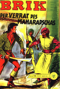 Cover Thumbnail for Brik (Lehning, 1962 series) #14