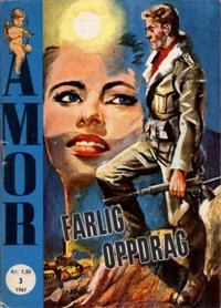 Cover Thumbnail for Amor (Serieforlaget / Se-Bladene / Stabenfeldt, 1961 series) #3/1961