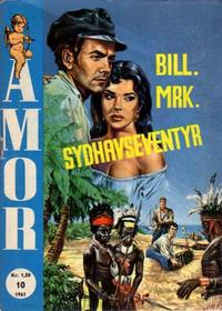 Cover Thumbnail for Amor (Serieforlaget / Se-Bladene / Stabenfeldt, 1961 series) #10/1961