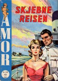 Cover Thumbnail for Amor (Serieforlaget / Se-Bladene / Stabenfeldt, 1961 series) #13/1961