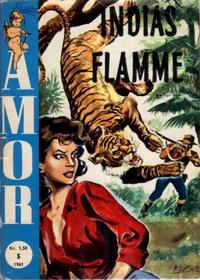 Cover Thumbnail for Amor (Serieforlaget / Se-Bladene / Stabenfeldt, 1961 series) #5/1961