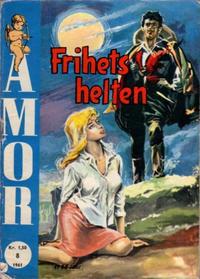 Cover Thumbnail for Amor (Serieforlaget / Se-Bladene / Stabenfeldt, 1961 series) #8/1961