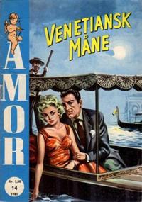 Cover Thumbnail for Amor (Serieforlaget / Se-Bladene / Stabenfeldt, 1961 series) #14/1961