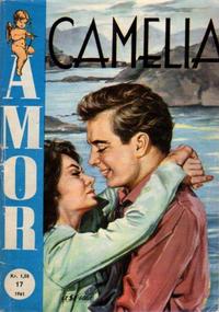 Cover Thumbnail for Amor (Serieforlaget / Se-Bladene / Stabenfeldt, 1961 series) #17/1961