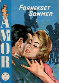 Cover Thumbnail for Amor (Serieforlaget / Se-Bladene / Stabenfeldt, 1961 series) #18/1961