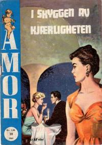 Cover Thumbnail for Amor (Serieforlaget / Se-Bladene / Stabenfeldt, 1961 series) #20/1961