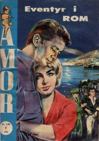 Cover Thumbnail for Amor (Serieforlaget / Se-Bladene / Stabenfeldt, 1961 series) #1/1962