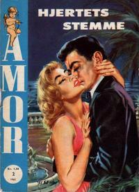 Cover Thumbnail for Amor (Serieforlaget / Se-Bladene / Stabenfeldt, 1961 series) #2/1962