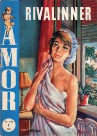 Cover Thumbnail for Amor (Serieforlaget / Se-Bladene / Stabenfeldt, 1961 series) #7/1962
