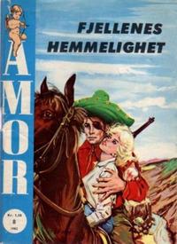 Cover Thumbnail for Amor (Serieforlaget / Se-Bladene / Stabenfeldt, 1961 series) #8/1962