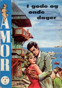 Cover Thumbnail for Amor (Serieforlaget / Se-Bladene / Stabenfeldt, 1961 series) #9/1962