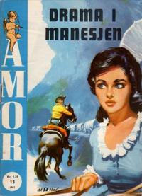 Cover Thumbnail for Amor (Serieforlaget / Se-Bladene / Stabenfeldt, 1961 series) #13/1962