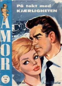 Cover Thumbnail for Amor (Serieforlaget / Se-Bladene / Stabenfeldt, 1961 series) #14/1962