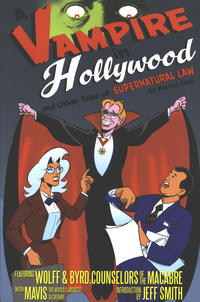 Cover Thumbnail for A Vampire in Hollywood, and Other Tales of Supernatural Law (Exhibit A Press, 2016 series) #7